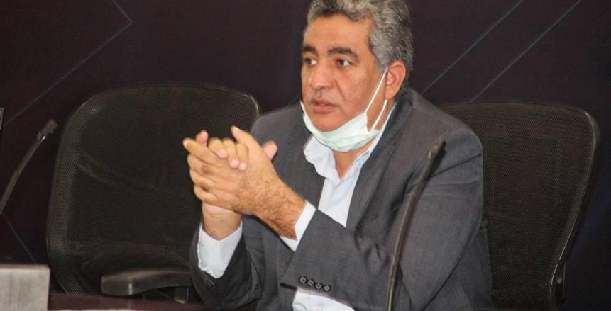 اتحاد الكرة يكافئ حكام مباراة سموحة والمصري بسبب ركلة جزاء