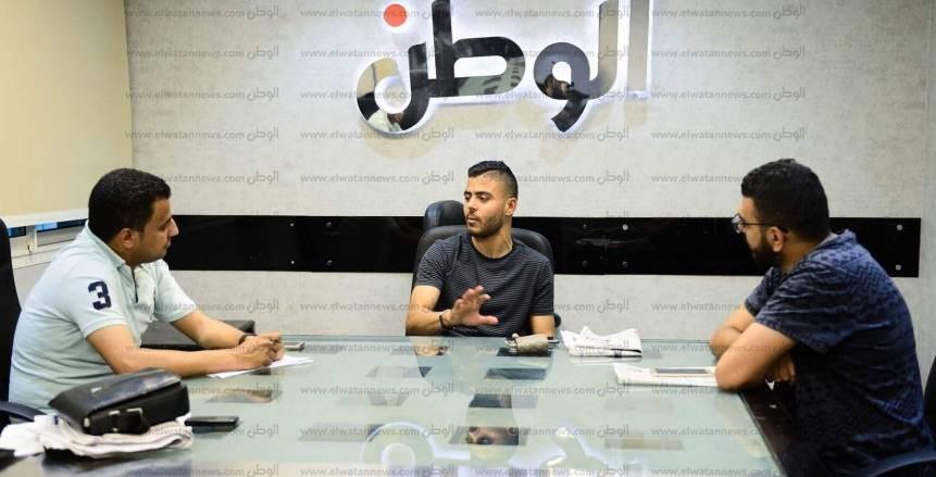حوار| إبراهيم عبدالخالق: لاعبو الزمالك لا يحبون الخير لبعضهم.. وأنا مش جاسوس لرئيس النادي