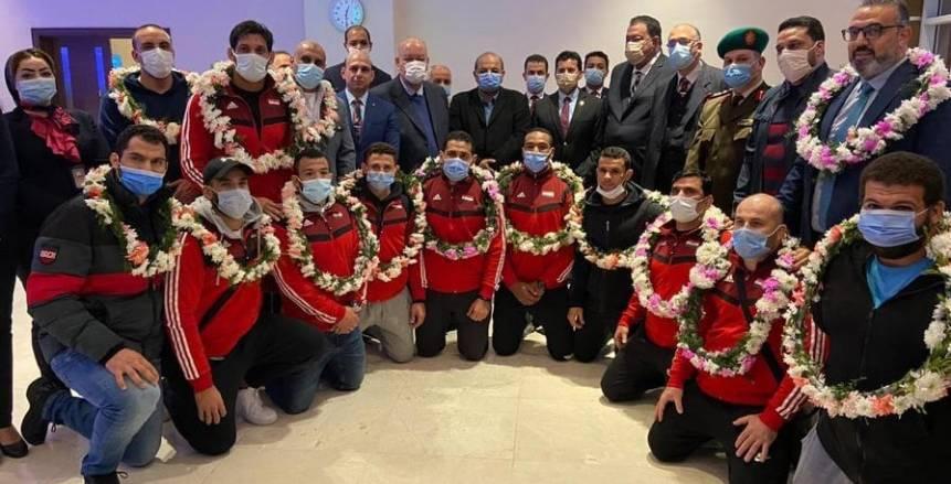 منتخب الجودو يغادر القاهرة للمشاركة في بطولة الجراند سلام بأوزبكستان