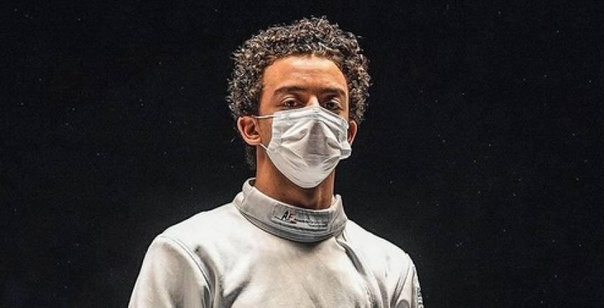 على طريقة رونالدو.. المصري محمد السيد يحتفل بإقصاء بطل العالم من طوكيو