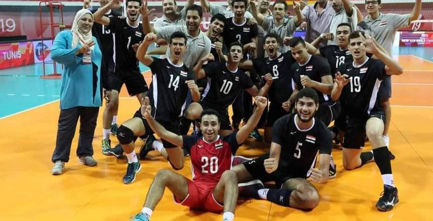 وزير الرياضة فى تونس لمؤازرة شباب الطائرة أمام إيطاليا فى قبل النهائى ببطولة العالم