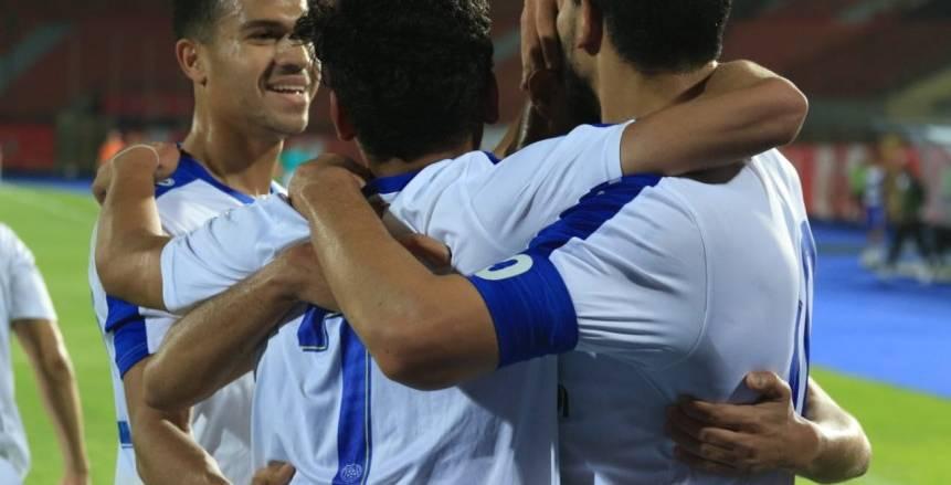 الإسماعيلي يهزم البنك الأهلي بهدفين.. ويدعم فلسطين بعد المباراة «فيديو»