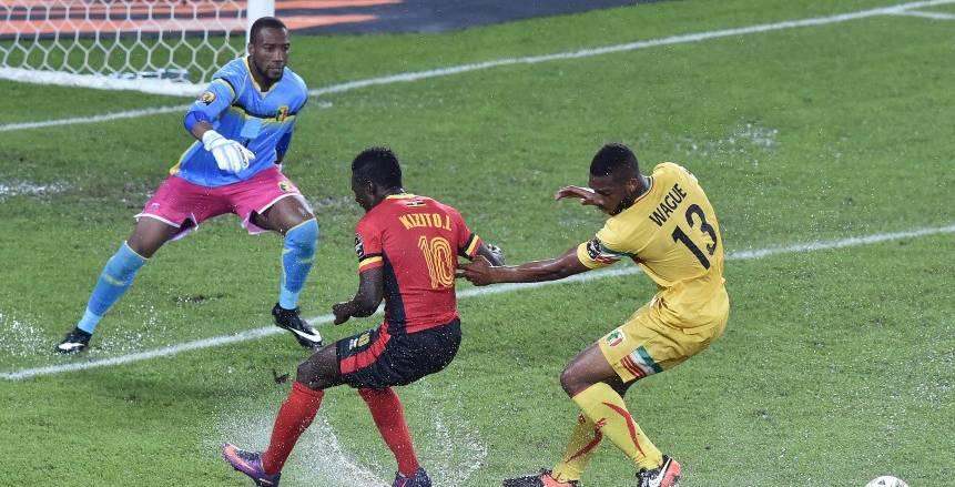 مباراة مالي وأوغندا في كأس الأمم الأفريقية 2017