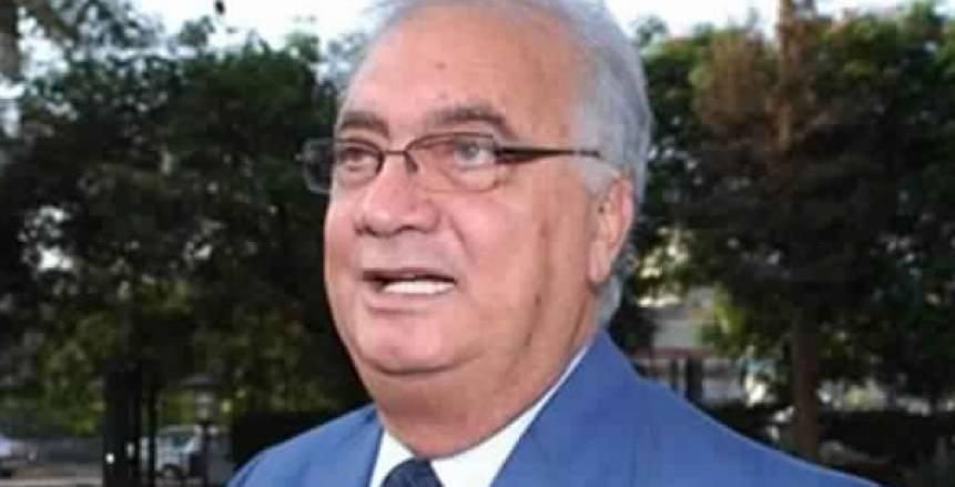 إنبي ينعي سمير زاهر رئيس اتحاد الكرة السابق