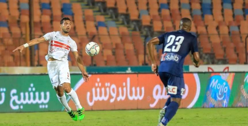 الزمالك يتحدى إنبي للابتعاد في صدارة الدوري المصري