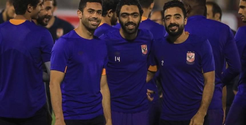 الأهلي يلغي تدريب اليوم.. وعبدالحفيظ يطالب اللاعبين بفتح هواتفهم