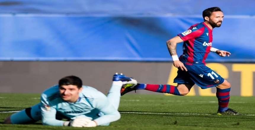 الصحف الإسبانية بعد فوز ليفانتي: ريال مدريد ينهار والـ«VAR» لم ينقذه
