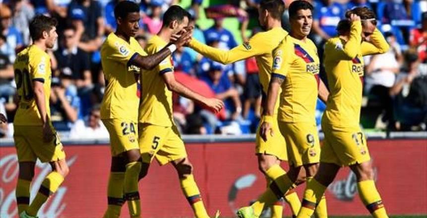 موعد مباراة برشلونة ضد إشبيلية اليوم في الدوري الإسباني.. والقنوات الناقلة