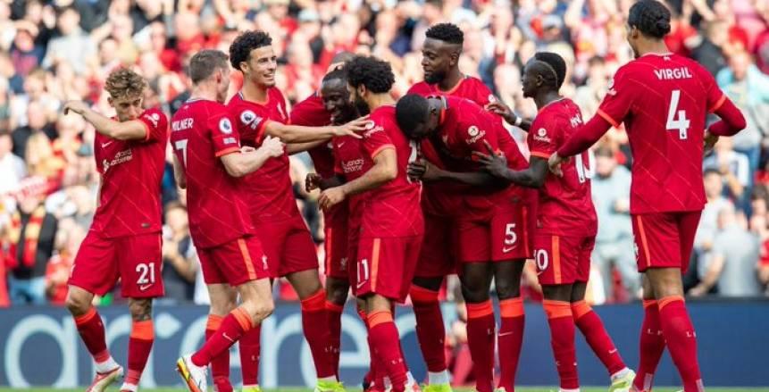 مشاهدة مباراة ليفربول وبرينتفورد اليوم في الدوري الإنجليزي بث مباشر