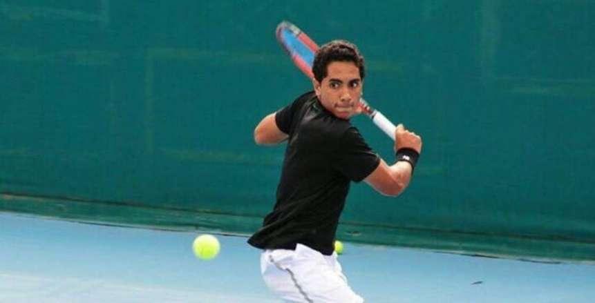 تنس| يوسف حسام يتأهل إلى نهائي فيوتشر البرتغال