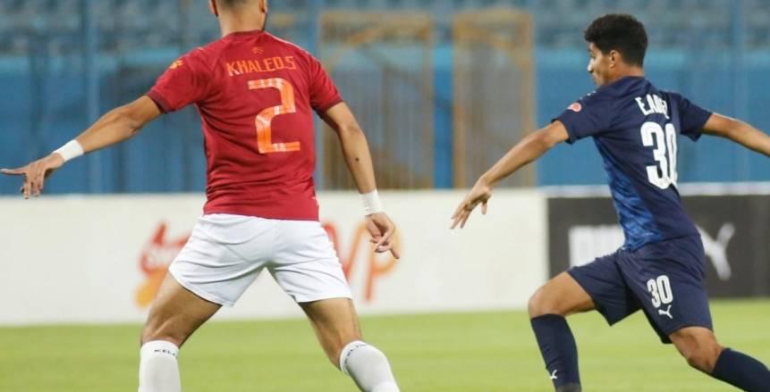 تفاصيل إصابة عامر عامر ورجب بكار خلال مباراة سيراميكا وبيراميدز
