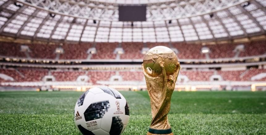 بالصور| خريطة مباريات كأس العالم بتوقيت القاهرة