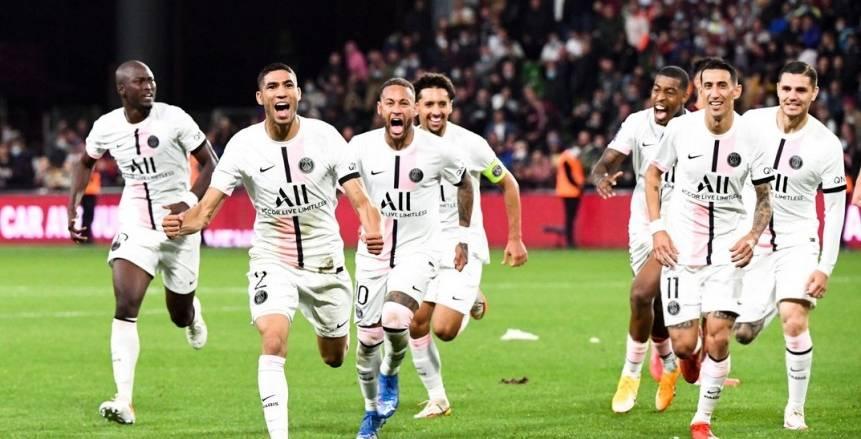 الآن مشاهدة مباراة باريس سان جيرمان ولايبزيج بث مباشر