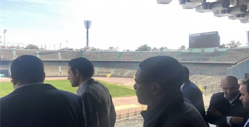 لجنة تفتيش «كاف» تُنهي عملها في الملاعب التي تستضيف أمم أفريقيا 2019