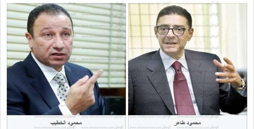 «الخطيب» يتفوق على «طاهر» في استفتاء «الوطن».. من يحسم انتخابات الأهلي