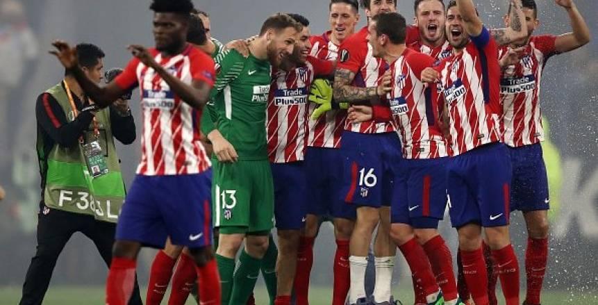 الدوري الإسباني| أتلتيكو مدريد يفتتح الجولة الثانية بمواجهة سيلتا فيجو