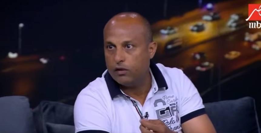 طارق مصطفى يرشح جمال علام لرئاسة الاتحاد المصري لكرة القدم
