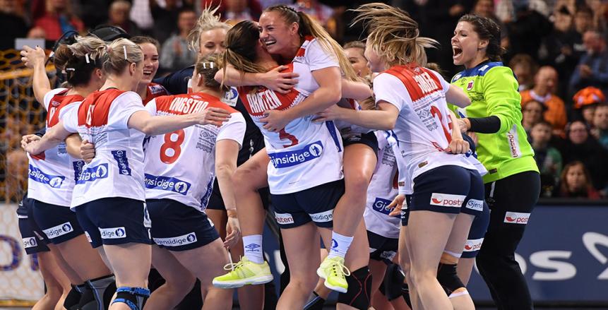 سيدات فرنسا تتوج بلقب بطولة العالم لكرة اليد على حساب النرويج