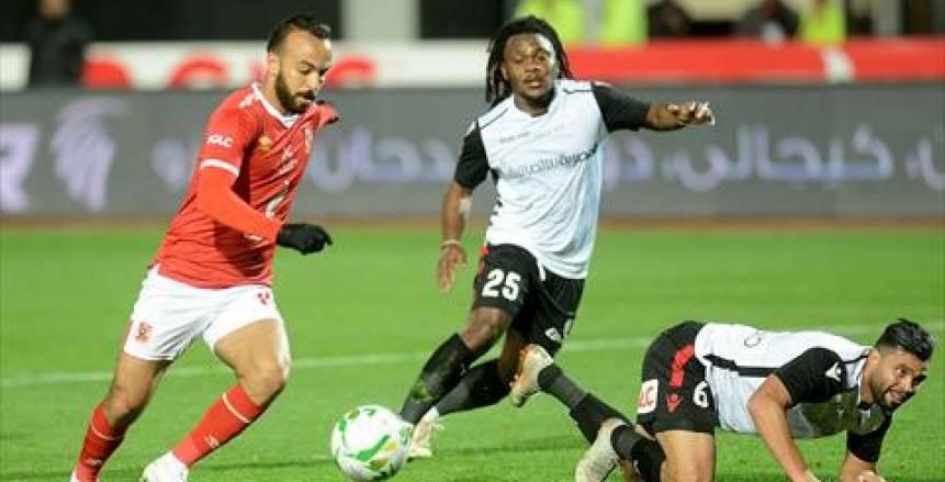 اتحاد الكرة يعلن موعد مباراة السوبر بين الأهلي وطلائع الجيش