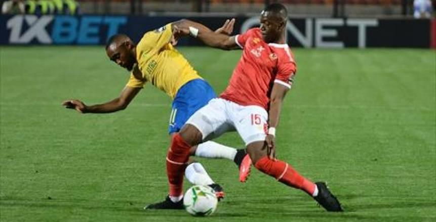 الأهلي وصن داونز في دوري أبطال أفريقيا.. فضيحة كروية وثأر وبصمة بيبو