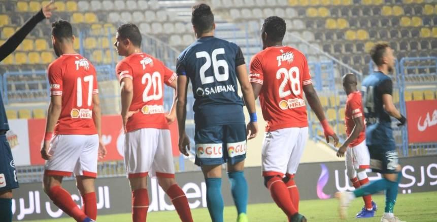 القنوات الناقلة ومعلق مباراة الأهلي ضد إنبي في الدوري المصري