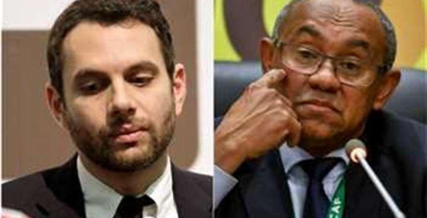 ملف «فيفا» يُقصي عمرو فهمي من منصبه بالاتحاد الأفريقي