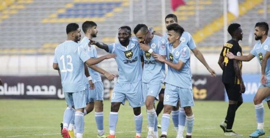 الرفاع البحريني يسقط هورسيد الصومالي بخماسية نظيفة في البطولة العربية