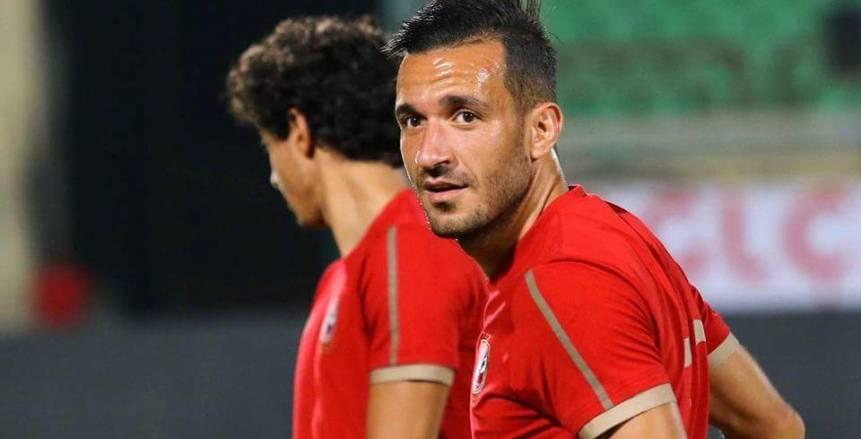 علي معلول يصنع هدفًا في هزيمة تونس بثنائية أمام كوت ديفوار وديًا