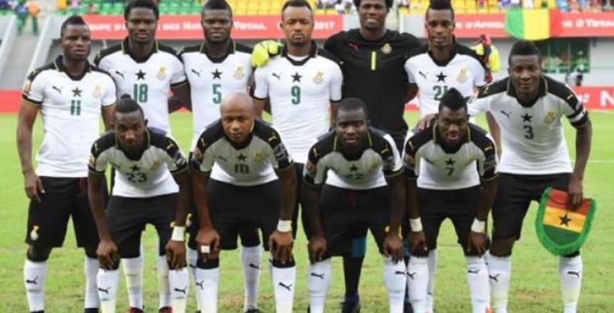 بالصور  وصول غانا للسعودية بعد التعادل مع أوغندا استعدادًا للقاء ودي مع الأخضر