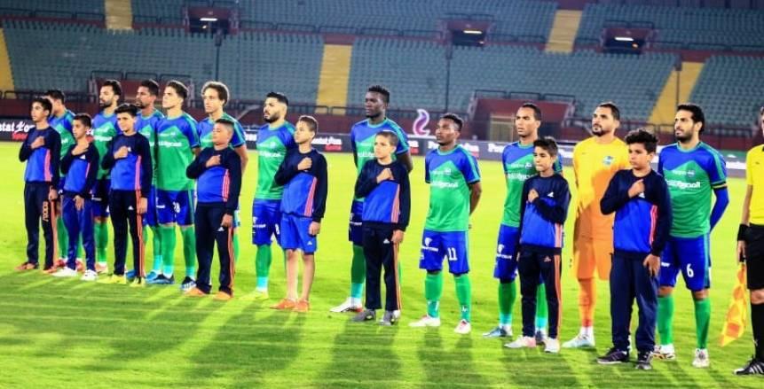 كأس مصر.. مرعي وموسيس يقودان هجوم المقاصة أمام فاركو