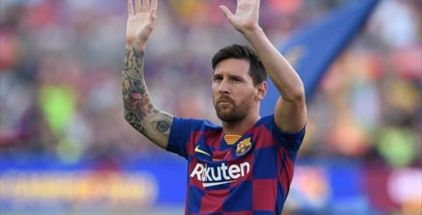 بعد 3650 يومًا.. ميسي يغيب عن افتتاحية الدوري الإسباني