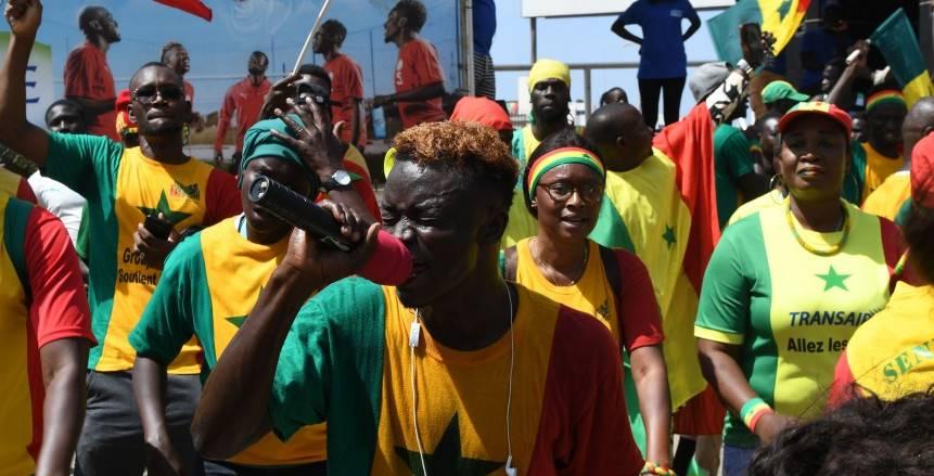 بالصور.. لاعبو السنغال يوثقون الاستقبال الأسطوري: نشعر أننا أبطال أفريقيا