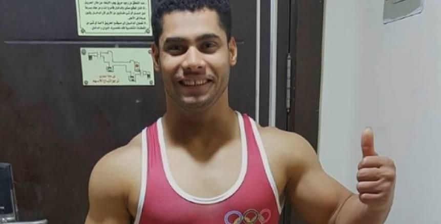 محمد إيهاب عقب إيقاف رفع الأثقال المصري: تعلمت أن البطولة الحقيقية هى الصبر