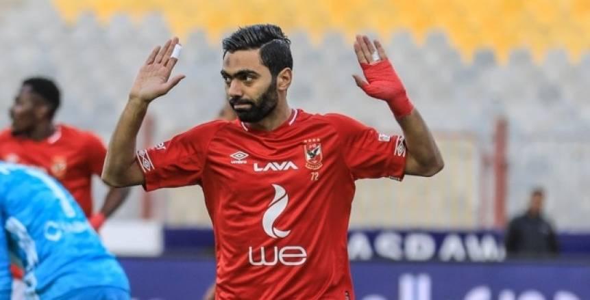 حسين الشحات بديلًا لرمضان صبحي أمام بيراميدز
