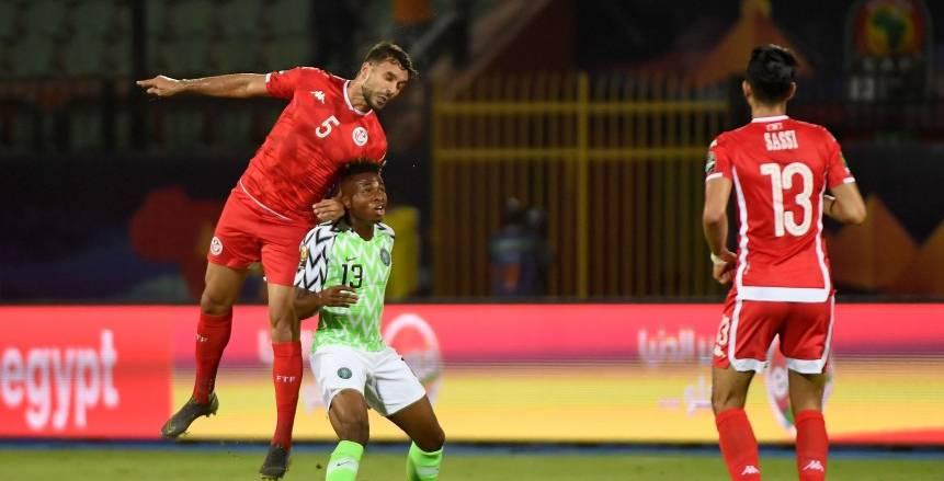75 دقيقة.. تونس الأخطر وحذر نيجيري من تلقي هدف التعادل