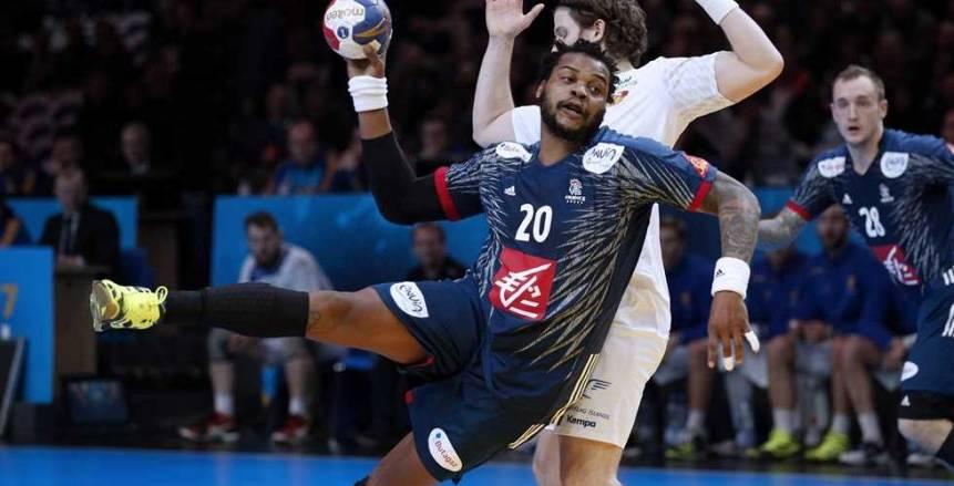 منتخب فرنسا لكرة اليد يسعى لتحقيق اللقب السابع في بطولة العالم