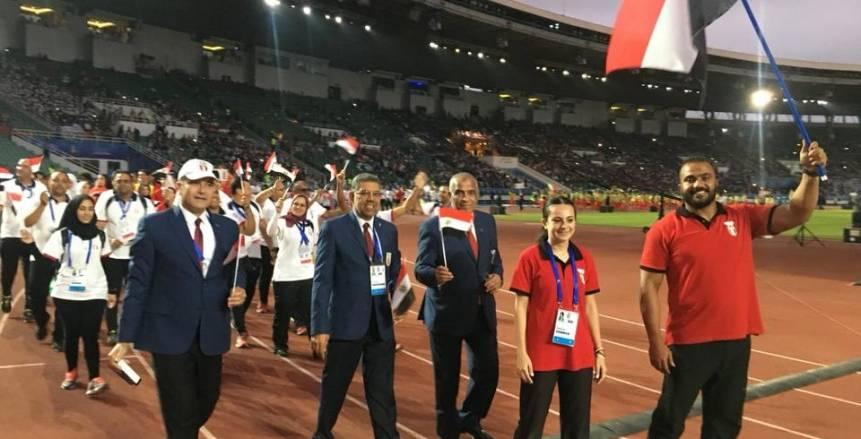 الألعاب الأفريقية.. البعثة المصرية تحافظ على الصدارة.. وغدًا منتخب الطائرة يصطدم بالكاميرون