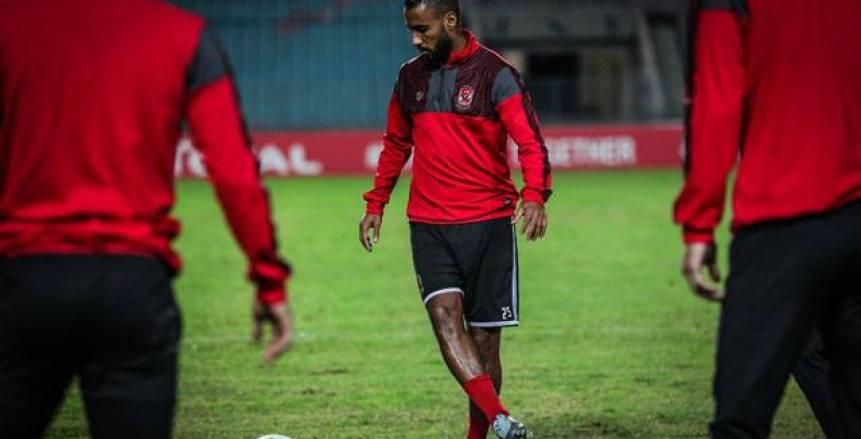 شاهد بالصور| كواليس التدريب الأخير للأهلي في رادس قبل «النهائي الأفريقي»