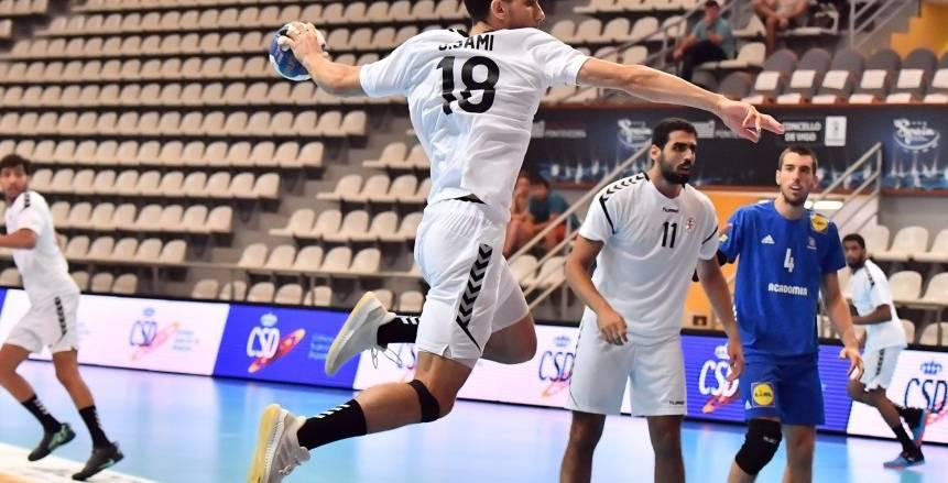 فراعنة «شباب اليد» يتحدون صربيا لمواصلة التألق فى بطولة العالم