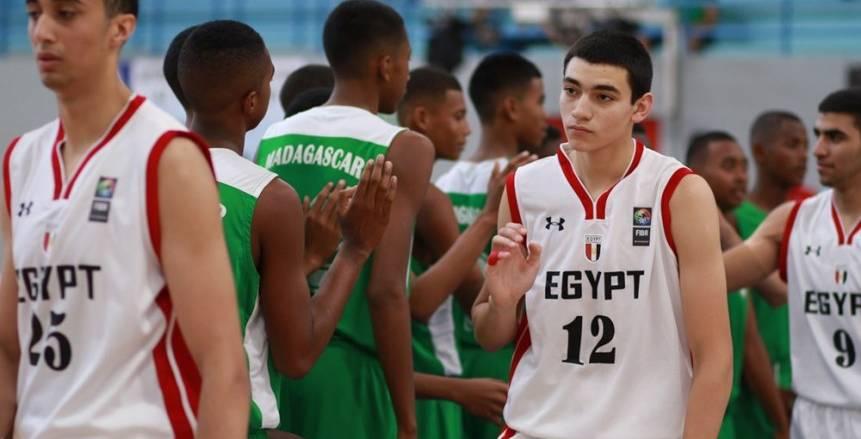 بالفيديو| ناشئو السلة أمام الجزائر لبلوغ نصف النهائي الأفريقي