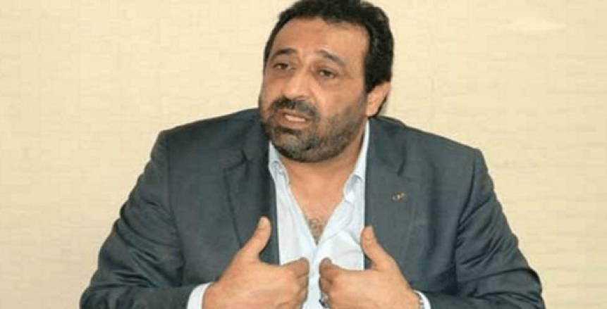عاجل| مجدي عبدالغني يعلن استقالته من اتحاد كرة القدم