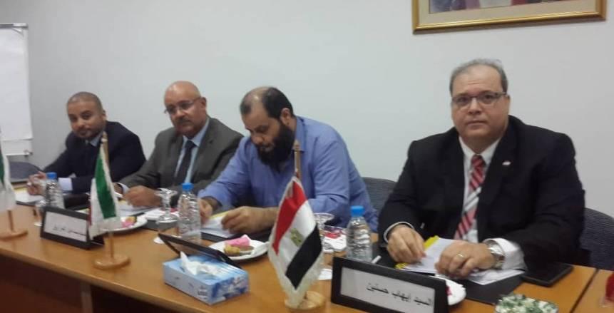 بالصور| إيهاب حسنين يفوز بمنصب «نائب الرئيس» فى الاتحاد العربي للفئات الخاصة