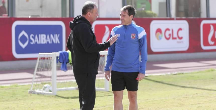 """""""الوطن سبورت"""" يرصد تفاصيل اجتماع فايلر مع رئيس النادي الأهلي"""