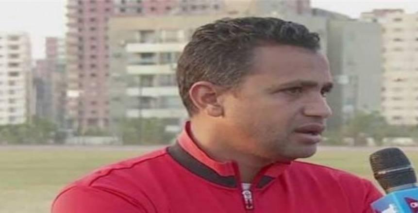 سامي قمصان: الأهلي لا يشغله أي منافس.. ومباراة المقاصة مليئة بالمكاسب