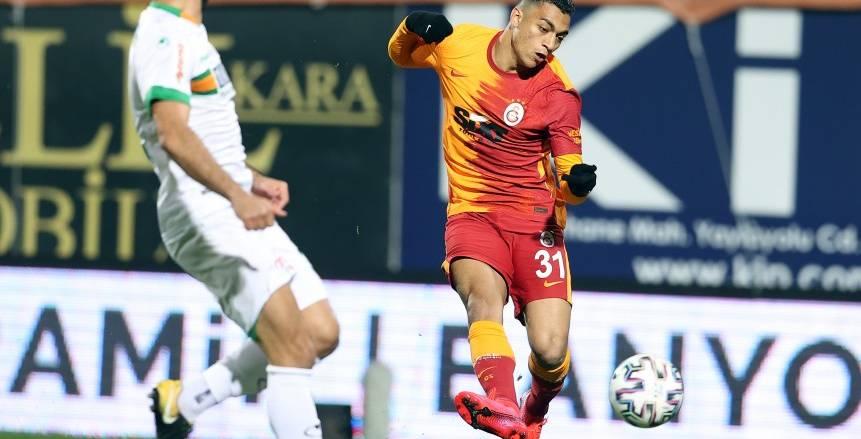 مصطفى محمد يسجل هدفا صاروخيا في الدوري التركي «فيديو»
