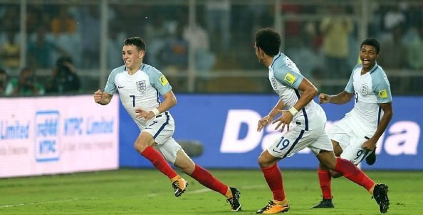 بالفيديو  إنجلترا تقلب تأخرها أمام أسبانيا وتحقق لقب كأس العالم للناشئين
