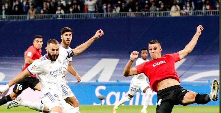 ريال مدريد يكتسح مايوركا 6-1.. وينفرد بصدارة الدوري الإسباني
