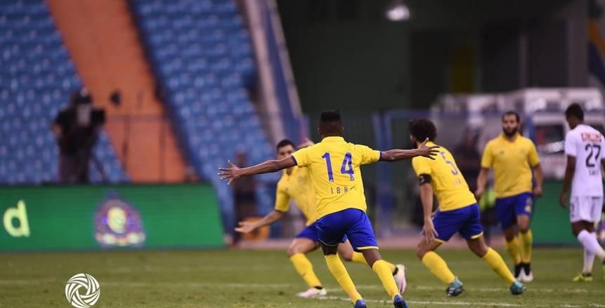 بيرسبوليس الإيراني إلى نهائي دوري أبطال آسيا على حساب النصر(فيديو)
