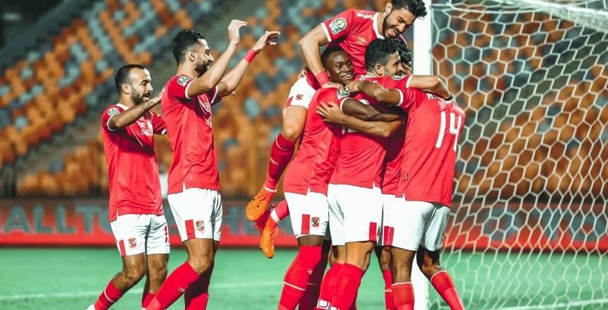 الأهلي يتخطى أبو قير للأسمدة بشق الأنفس في ربع نهائي كأس مصر