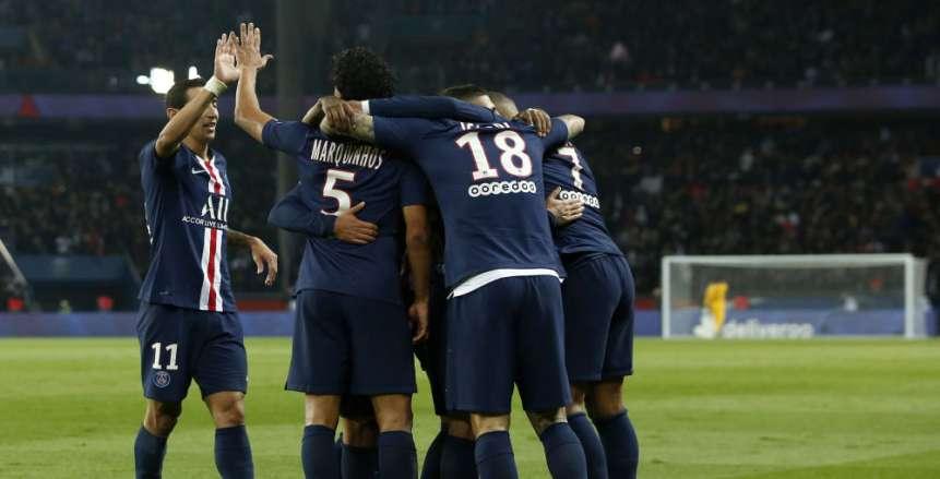 سان جيرمان يتخطى عقبة ميتز بشق الأنفس في الدوري الفرنسي (فيديو)